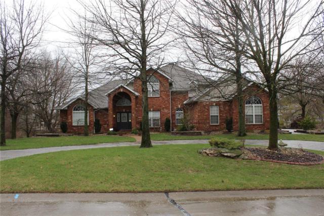 2 Wildridge Court, Collinsville, IL 62234 (#18025433) :: Clarity Street Realty