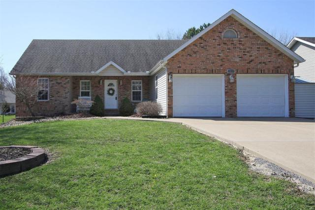 943 Catalina Drive, Edwardsville, IL 62025 (#18026772) :: Fusion Realty, LLC