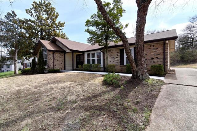 15286 Golden Rain Drive, Chesterfield, MO 63017 (#18026799) :: St. Louis Realty