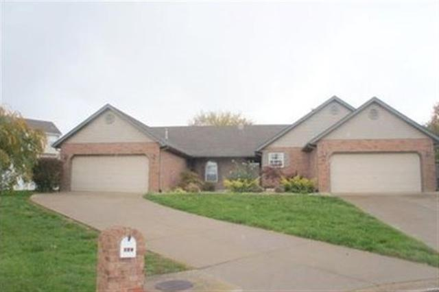 355 Radcliff, Belleville, IL 62221 (#18027553) :: PalmerHouse Properties LLC