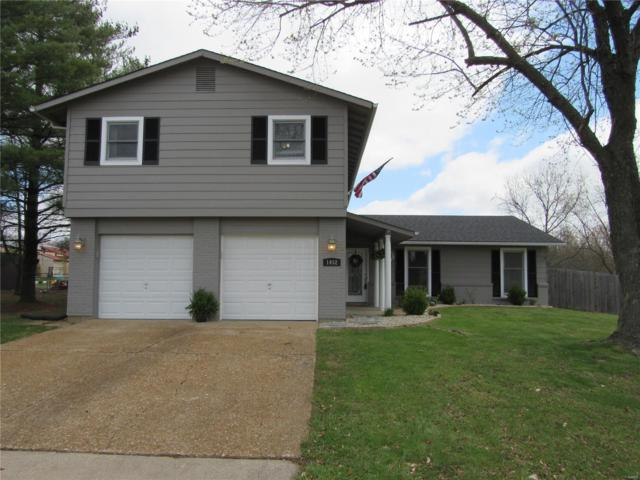 1452 Woodstone, Saint Charles, MO 63304 (#18028461) :: St. Louis Finest Homes Realty Group