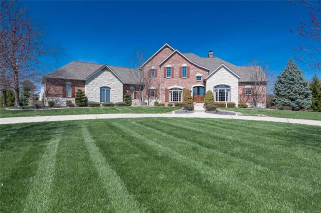 2127 Clairmont Drive, Shiloh, IL 62221 (#18028805) :: Kelly Hager Group | TdD Premier Real Estate