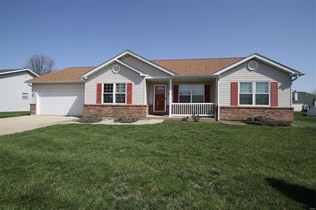 2643 Piper Hills Drive, Shiloh, IL 62221 (#18029091) :: Sue Martin Team