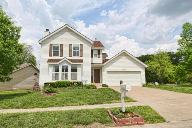 2526 Grover Ridge Drive, Wildwood, MO 63040 (#18029647) :: Sue Martin Team