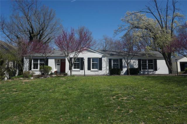 525 Mason Avenue, Webster Groves, MO 63119 (#18030159) :: St. Louis Realty