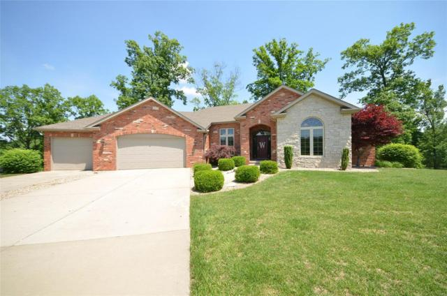 258 Arbor Meadows Court, Fairview Heights, IL 62208 (#18031439) :: Holden Realty Group - RE/MAX Preferred
