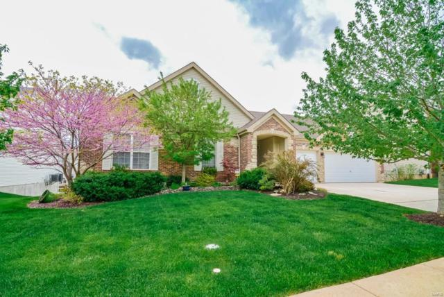 23 Salvador Court, Dardenne Prairie, MO 63368 (#18035446) :: The Kathy Helbig Group