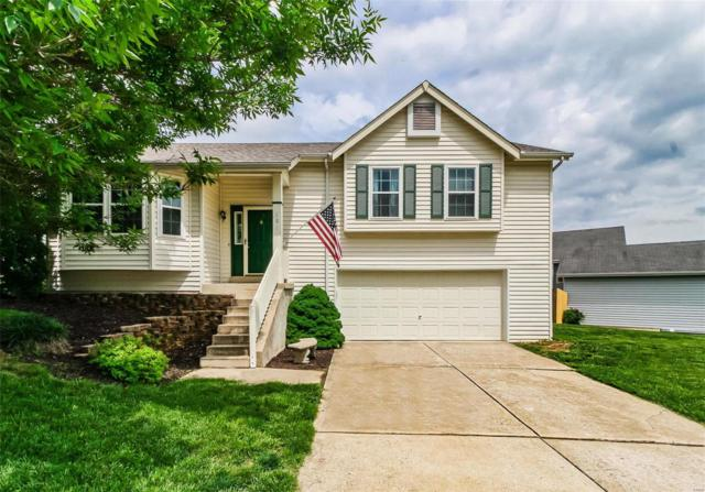 201 Lazy Hollow Court, Saint Peters, MO 63376 (#18036060) :: The Kathy Helbig Group