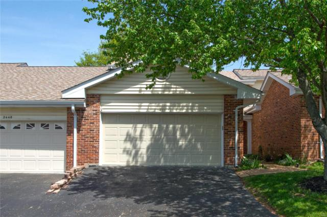 2452 Baxton Way, Chesterfield, MO 63017 (#18037819) :: Clarity Street Realty