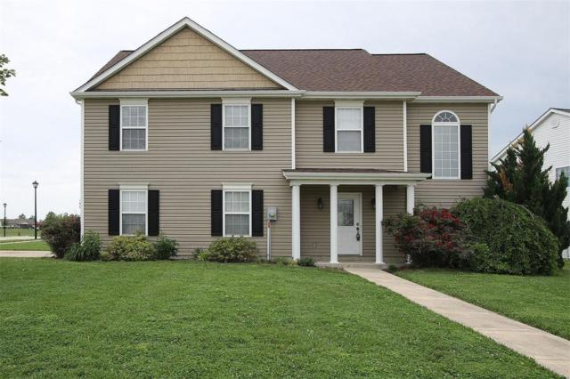 1202 Peach Drive, New Baden, IL 62265 (#18038757) :: Sue Martin Team