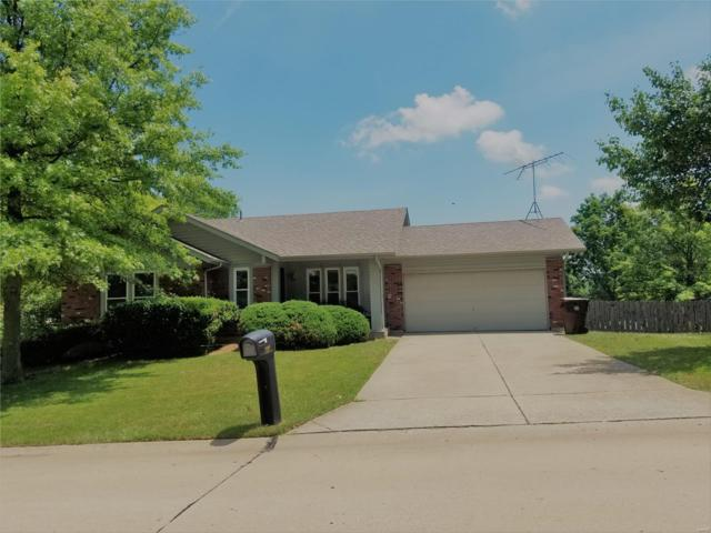 1182 Summerwood, Saint Peters, MO 63376 (#18039150) :: St. Louis Finest Homes Realty Group