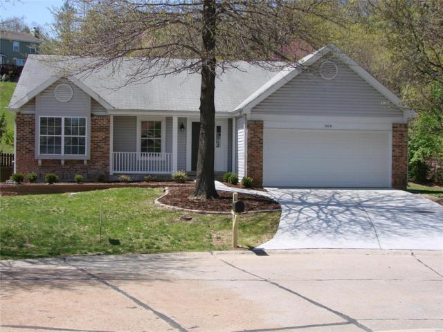 509 Rockwood Parc, Eureka, MO 63025 (#18039380) :: The Becky O'Neill Power Home Selling Team