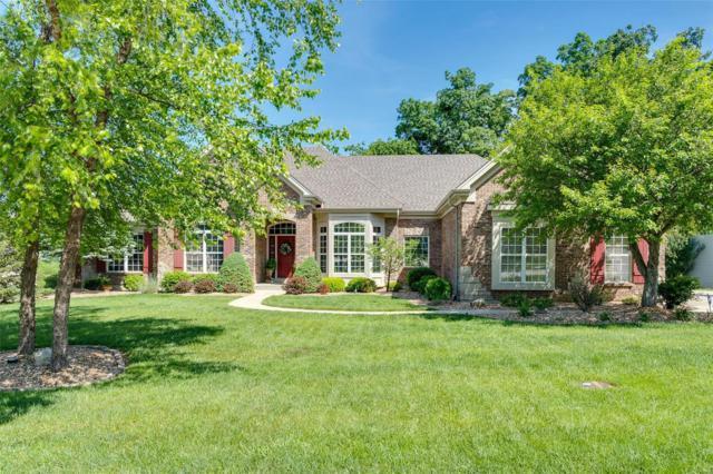 532 Forest Crst Court, Lake St Louis, MO 63367 (#18039627) :: PalmerHouse Properties LLC