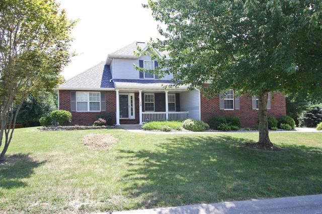 105 Sturbridge Boulevard, Glen Carbon, IL 62034 (#18040515) :: Clarity Street Realty