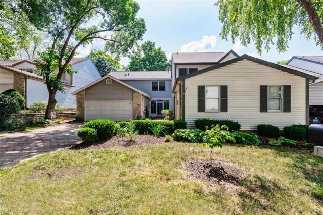 1553 Charlemont Drive, Chesterfield, MO 63017 (#18041710) :: St. Louis Finest Homes Realty Group