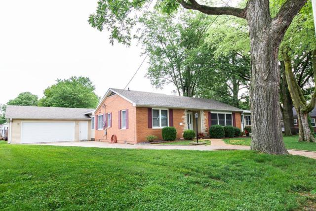 413 West South Street, Mascoutah, IL 62258 (#18041914) :: Fusion Realty, LLC