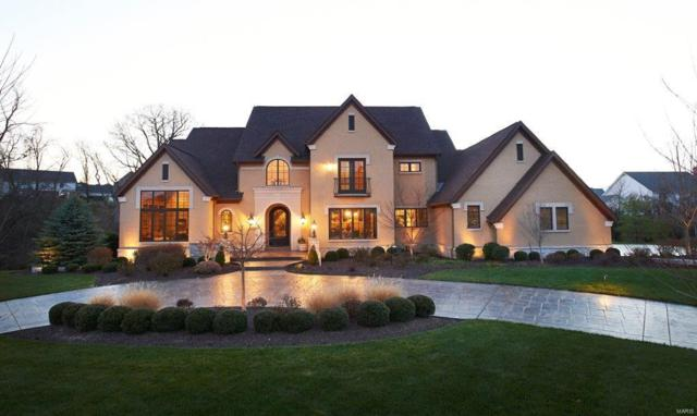 13210 Lochenheath (Lot 5) Court, Town and Country, MO 63131 (#18045573) :: Holden Realty Group - RE/MAX Preferred