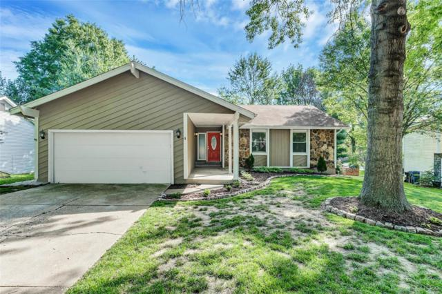 4 Berry Court, Lake St Louis, MO 63367 (#18045770) :: Clarity Street Realty