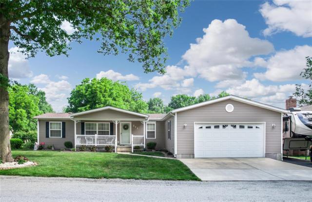 211 E Mill Street, GERMANTOWN, IL 62245 (#18046150) :: Fusion Realty, LLC