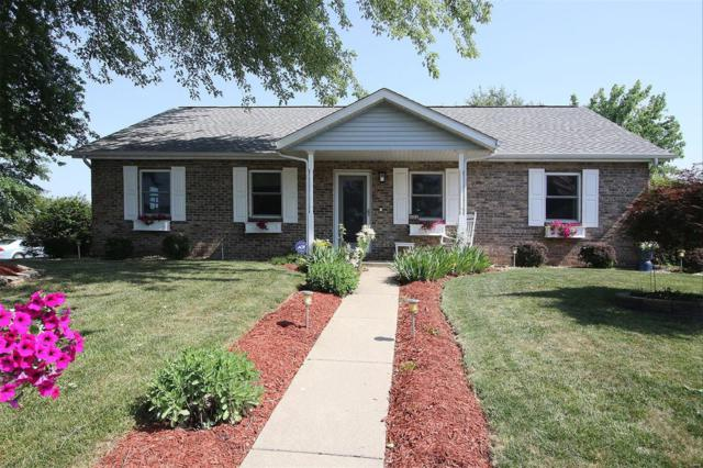 633 Deerfield Drive, Swansea, IL 62226 (#18046659) :: Holden Realty Group - RE/MAX Preferred