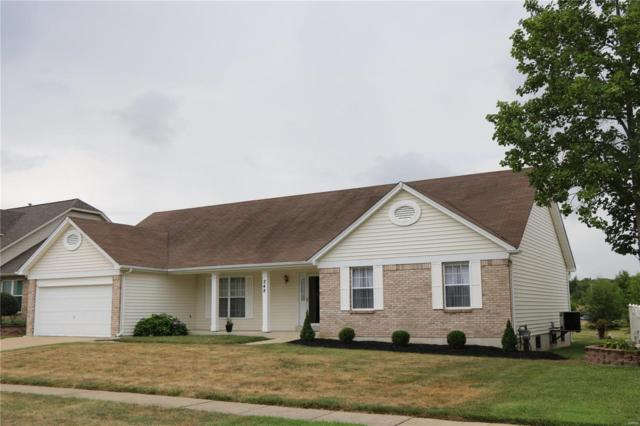 248 Waterford Crystal Drive, Dardenne Prairie, MO 63368 (#18047020) :: The Kathy Helbig Group