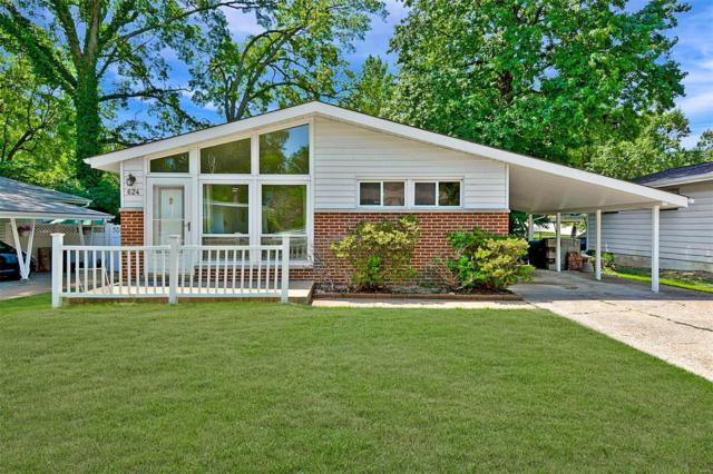 624 Pinellas Drive, St Louis, MO 63126 (#18047191) :: Clarity Street Realty
