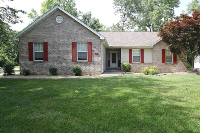 218 Burns Farm Boulevard, Edwardsville, IL 62025 (#18047274) :: Fusion Realty, LLC
