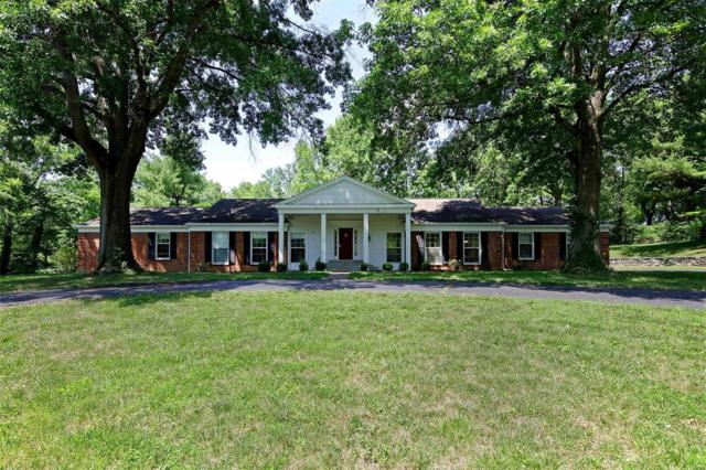 1 Overbrook Drive, Ladue, MO 63124 (#18047944) :: Clarity Street Realty