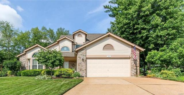 915 Hemingway Lane, Weldon Spring, MO 63304 (#18048323) :: The Kathy Helbig Group