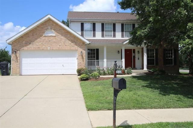 2805 Fairway Drive, Belleville, IL 62220 (#18048325) :: Clarity Street Realty