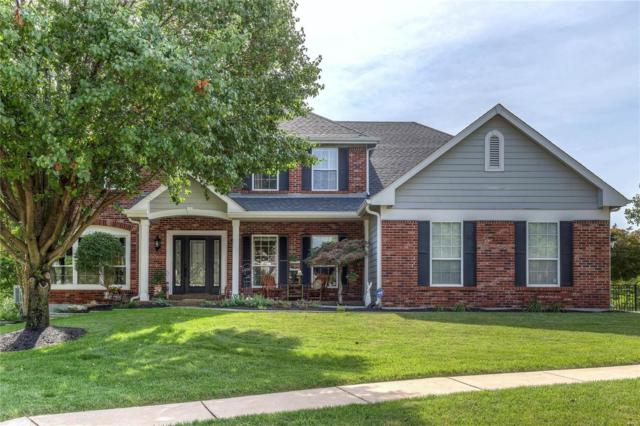 1308 Wellington View Place, Wildwood, MO 63005 (#18048355) :: Sue Martin Team