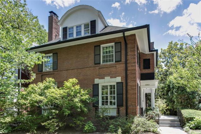 4912 Pershing Place, St Louis, MO 63108 (#18049242) :: Clarity Street Realty