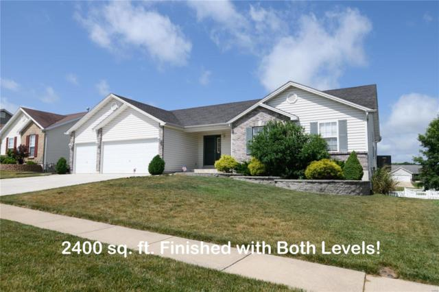 165 Old Williamsburg Parkway, Wentzville, MO 63385 (#18049824) :: St. Louis Finest Homes Realty Group