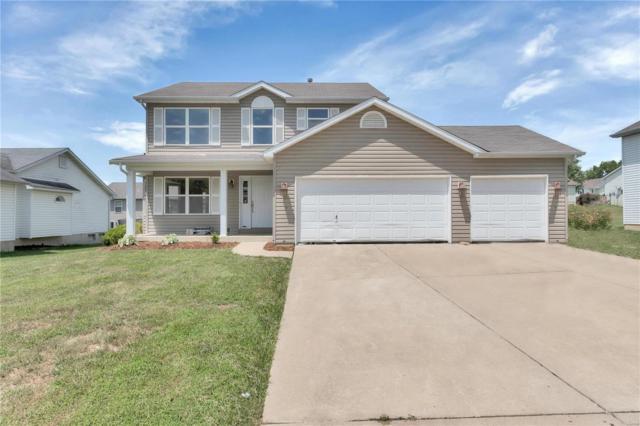 104 Glen Meadows Drive, Troy, MO 63379 (#18050330) :: Clarity Street Realty