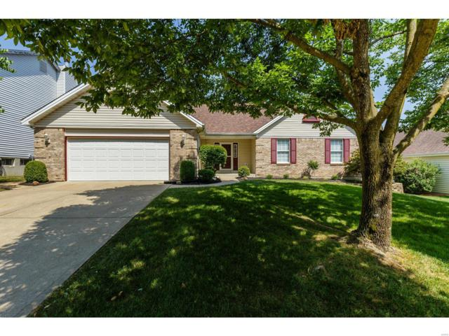 540 Wyatt Drive, Saint Peters, MO 63376 (#18052616) :: Kelly Hager Group | TdD Premier Real Estate