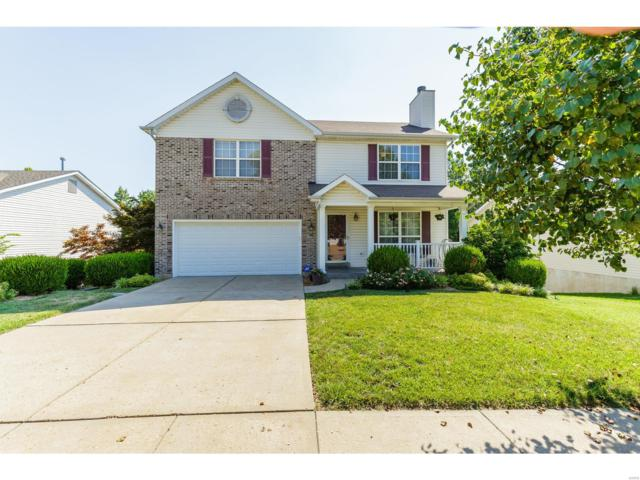 37 Winter Valley, Fenton, MO 63026 (#18052706) :: Kelly Hager Group | TdD Premier Real Estate