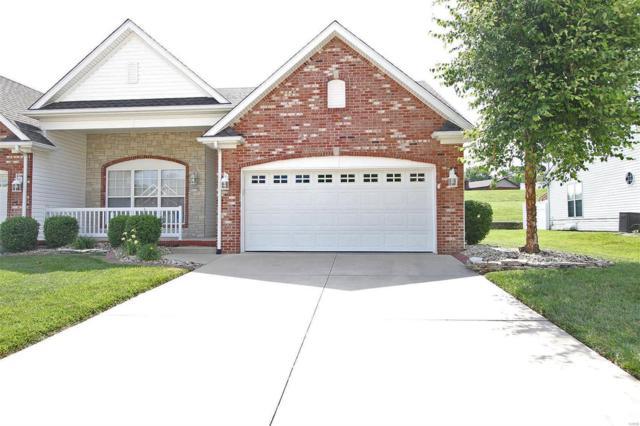 5009 Castlegate Lane, Godfrey, IL 62035 (#18054037) :: Fusion Realty, LLC