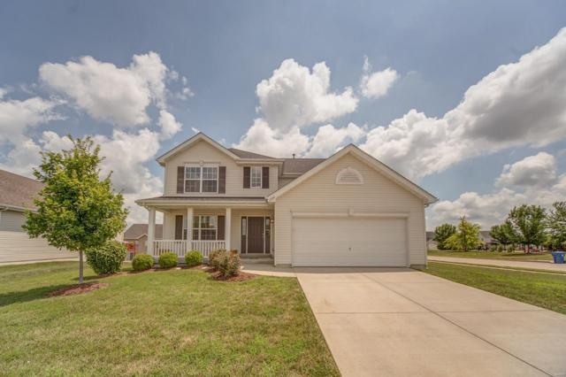 1100 Meadowview Lane, Shiloh, IL 62221 (#18054076) :: Holden Realty Group - RE/MAX Preferred