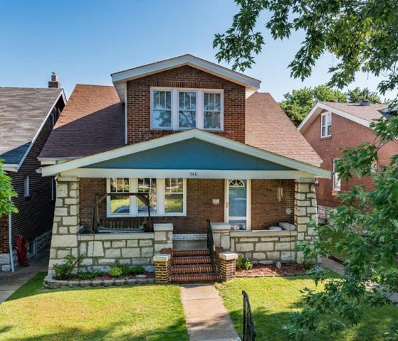 5431 Lisette Avenue, St Louis, MO 63109 (#18054982) :: Clarity Street Realty