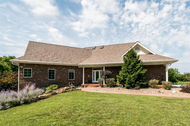 1840 Saint Francis Rock Road, Columbia, IL 62236 (#18055093) :: Holden Realty Group - RE/MAX Preferred