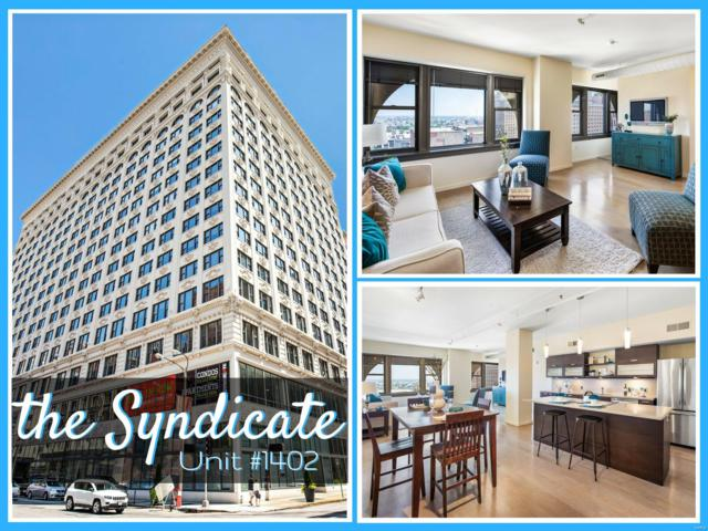 915 Olive Street #1402, St Louis, MO 63101 (#18055221) :: Clarity Street Realty