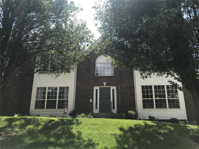 1606 Forest Springs A, Ballwin, MO 63021 (#18055918) :: Clarity Street Realty