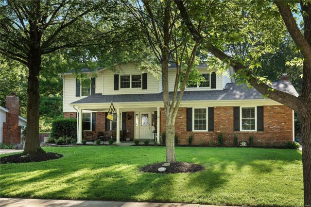 329 Hunters Glen, Ellisville, MO 63011 (#18056321) :: The Becky O'Neill Power Home Selling Team