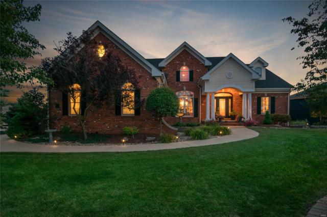 101 Waterfall Court, Glen Carbon, IL 62034 (#18057295) :: Holden Realty Group - RE/MAX Preferred