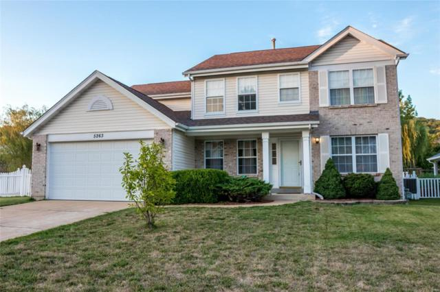 5263 Seckman Spring Drive, Imperial, MO 63052 (#18059602) :: Clarity Street Realty