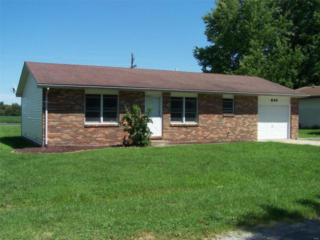 644 Tamarach Drive, Edwardsville, IL 62025 (#18059669) :: Fusion Realty, LLC