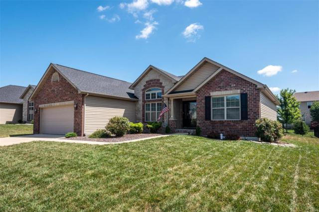 1216 Merriam Parkway, O'Fallon, IL 62269 (#18059958) :: Clarity Street Realty