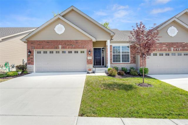 16126 Amber Vista Drive, Ellisville, MO 63021 (#18060284) :: The Becky O'Neill Power Home Selling Team