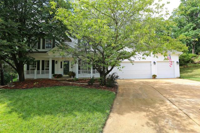 1100 New Ballwin Oaks Drive, Ballwin, MO 63021 (#18062032) :: Clarity Street Realty