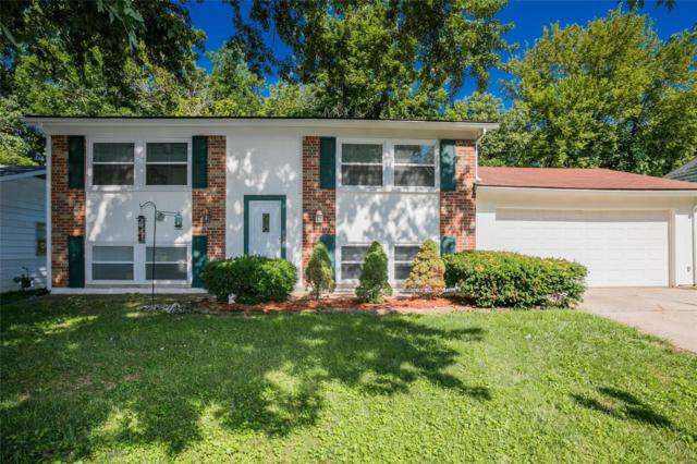 306 Laurel Drive, Fairview Heights, IL 62208 (#18063111) :: Clarity Street Realty